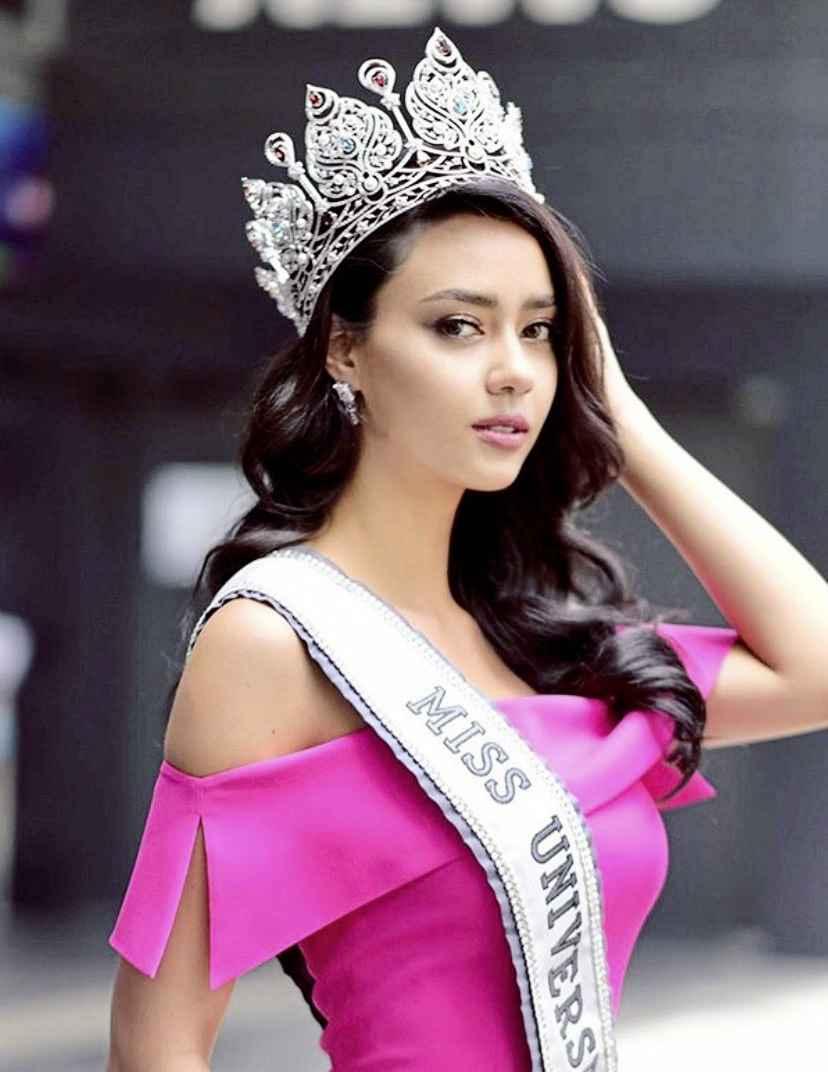 环姐泰国冠军疑因反警暴 遭政府撤大使职务