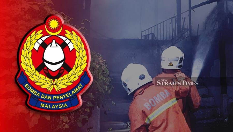 Perak records average of 10 fire incidents daily