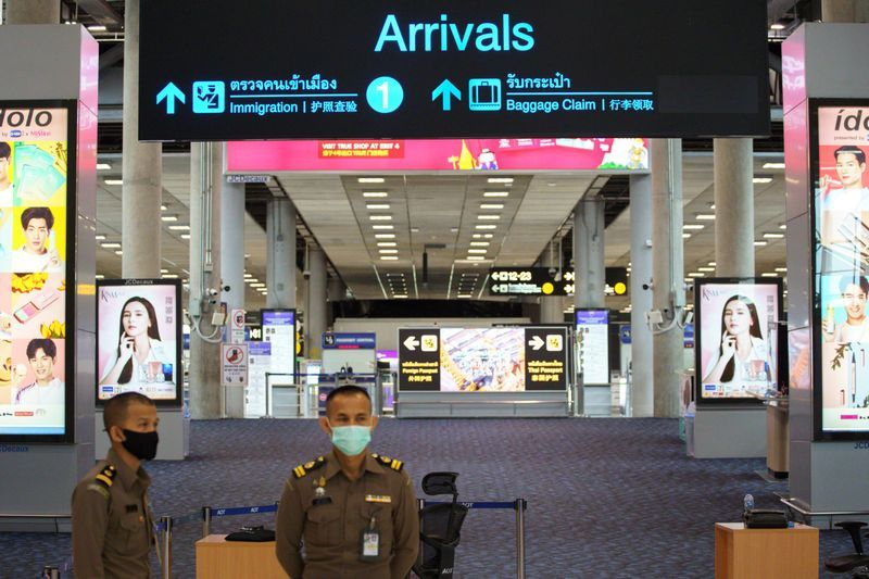 Thailand plans to allow foreign tourists to quarantine in resorts