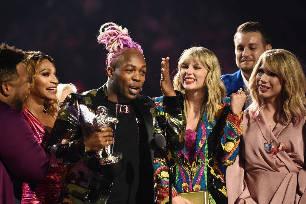 "Todrick Hall Is Facing Backlash After Being Accused Of Defending Taylor Swift By ""Slut-Shaming"" Other People"