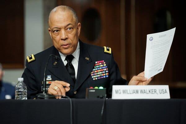 Officials Put 'Unusual' Limits on D.C. National Guard Before Riot, Commander Says