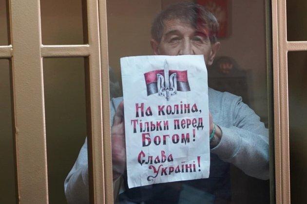 Russian Court Sentences Pro-Ukrainian Crimean Activist To Five Years