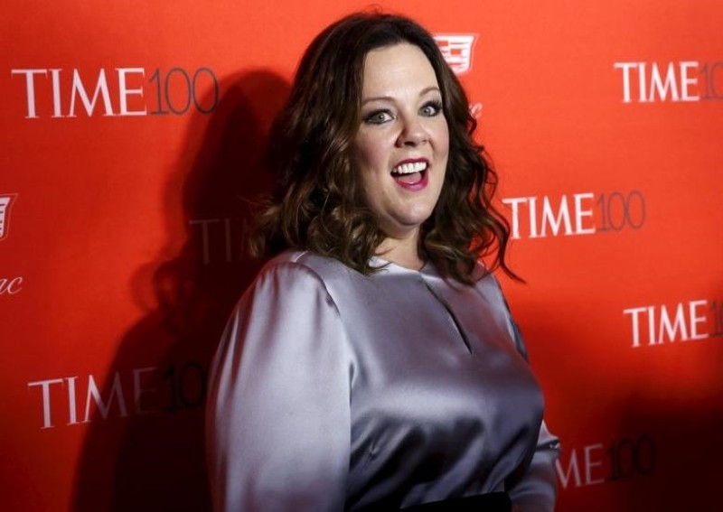 Melissa McCarthy spotted on set of Thor: Love and Thunder