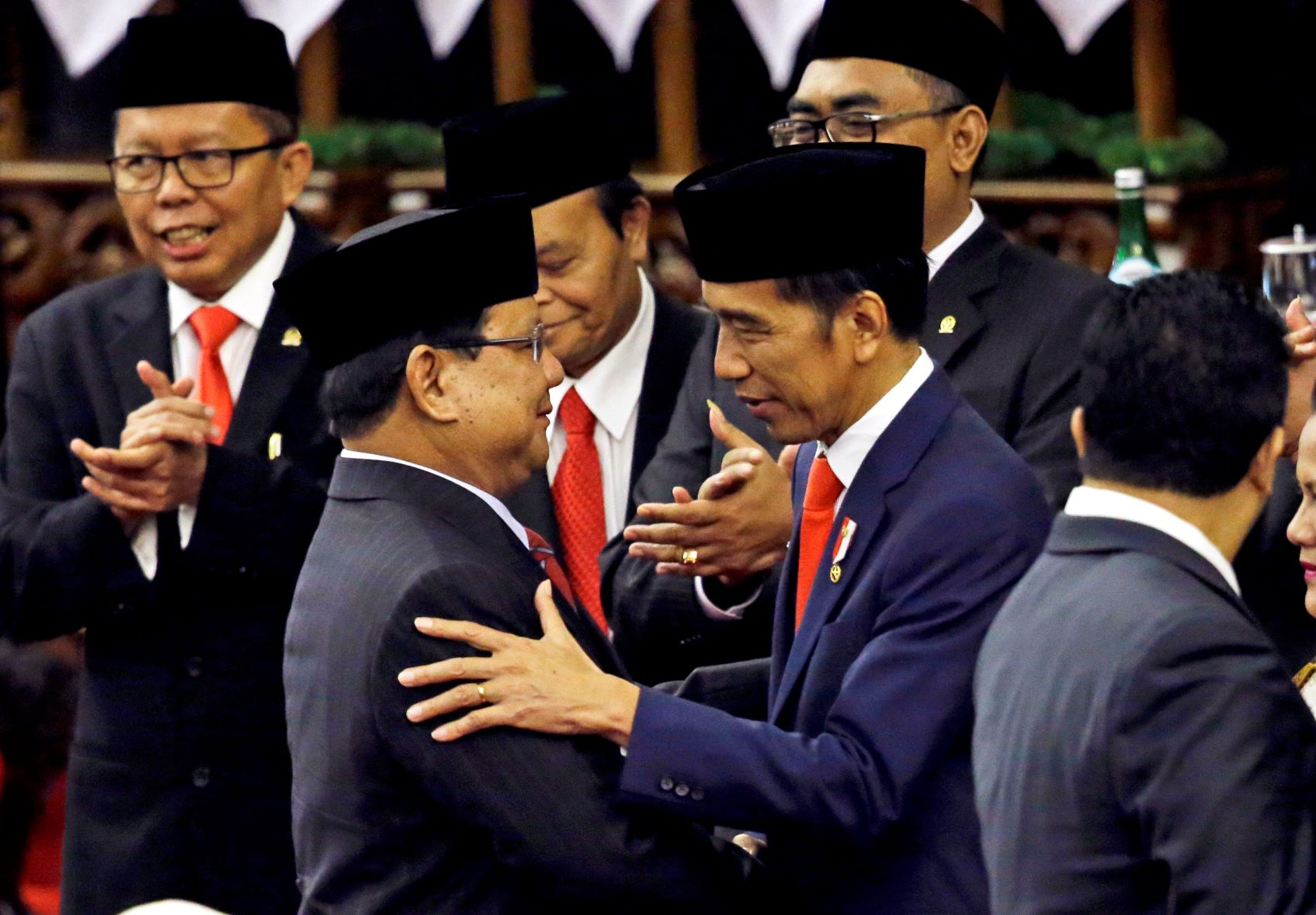 Indonesian election law revision a win for the ruling elite