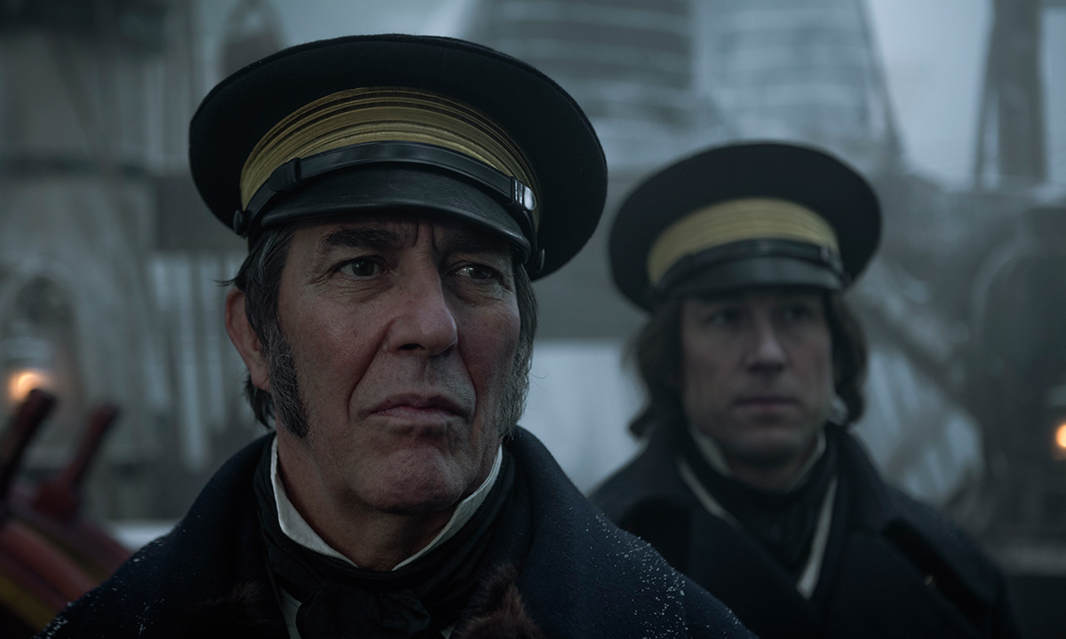 Viewers are saying the same thing about BBC's gripping thriller series The Terror