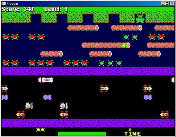 Popular 1980s video game 'Frogger' to be made into competition series