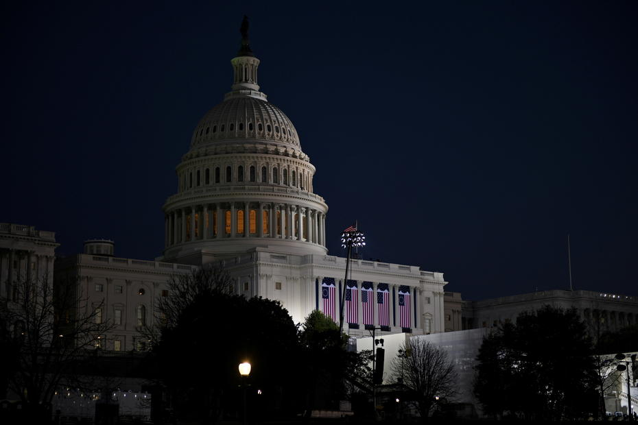 Election bill clears U.S. House, Senate prospects uncertain