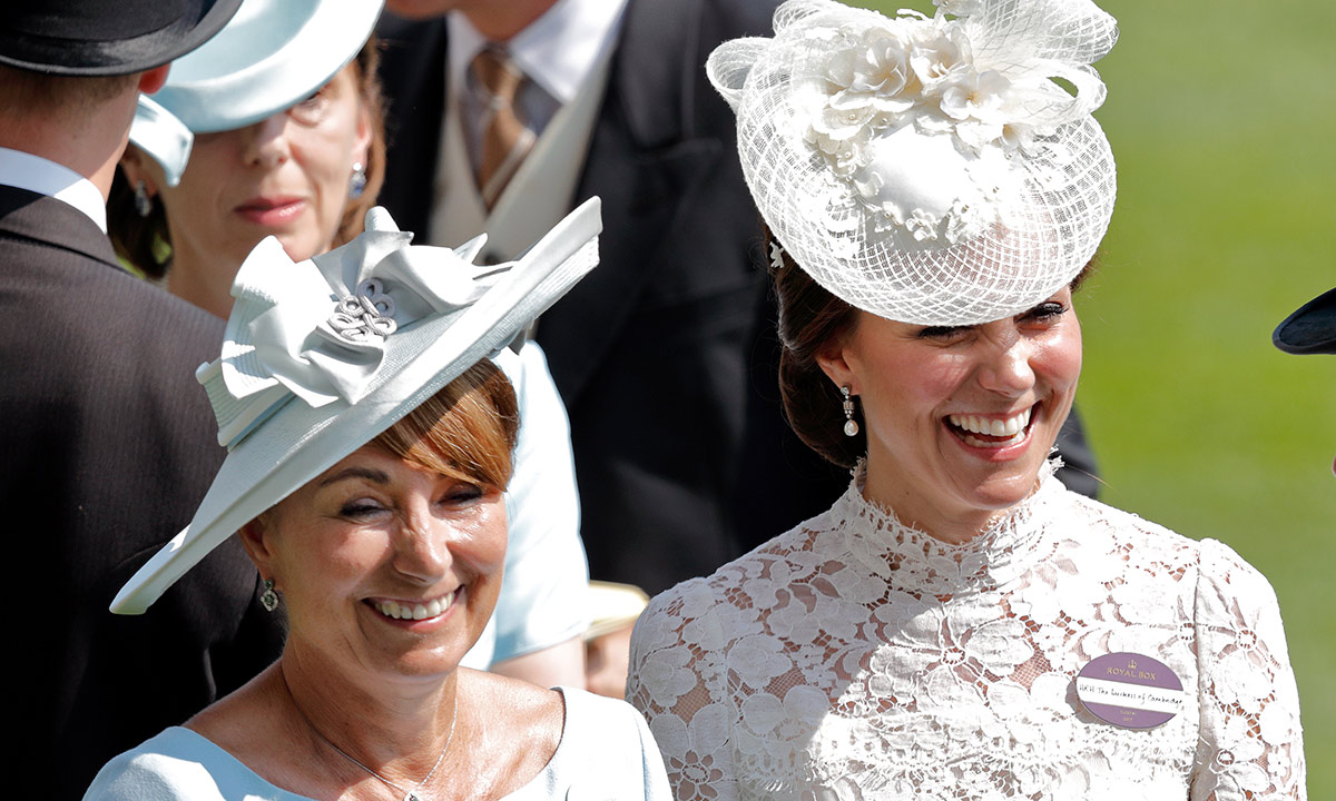 Carole Middleton reveals fun activities with daughters Kate and Pippa's children