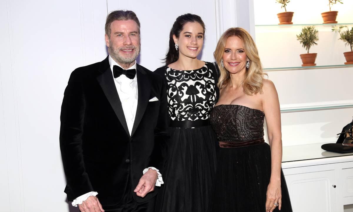 John Travolta's daughter Ella shares incredible news after heartbreaking year