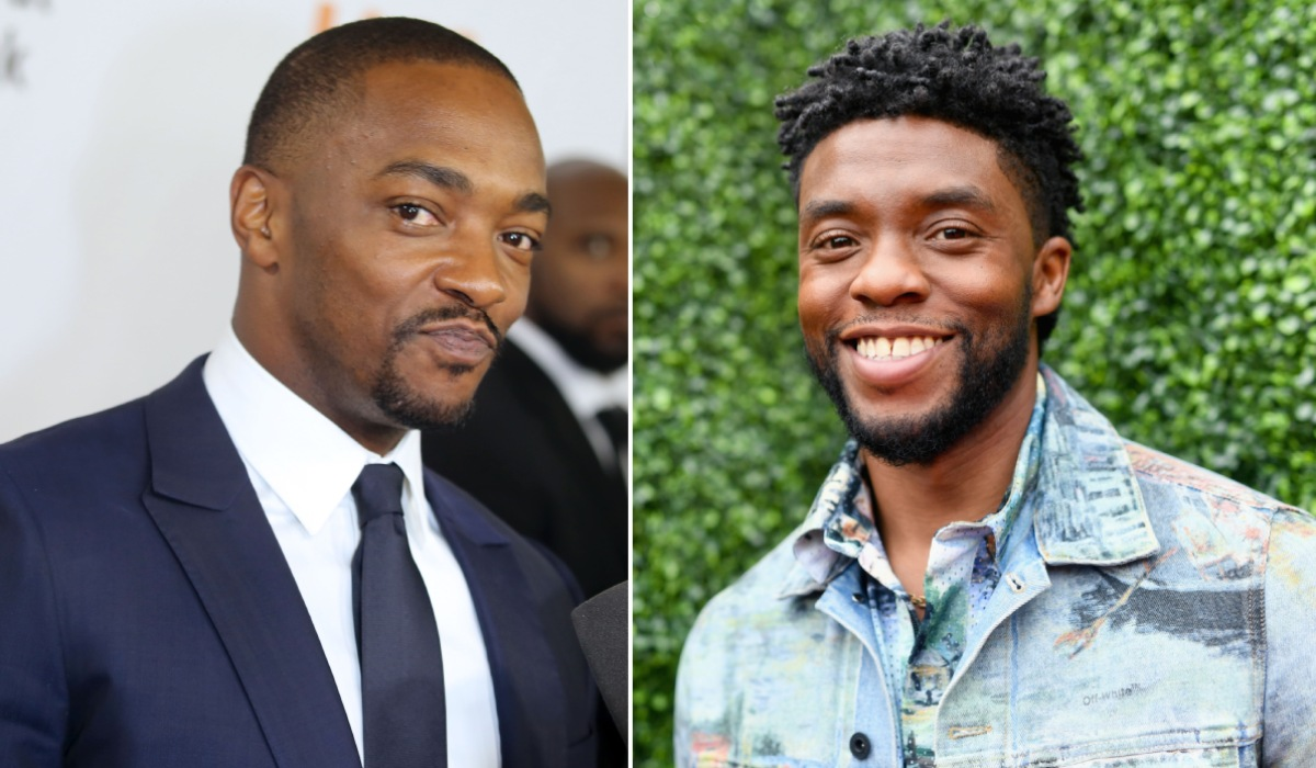 Marvel star Anthony Mackie reveals special connection with late co-star Chadwick Boseman