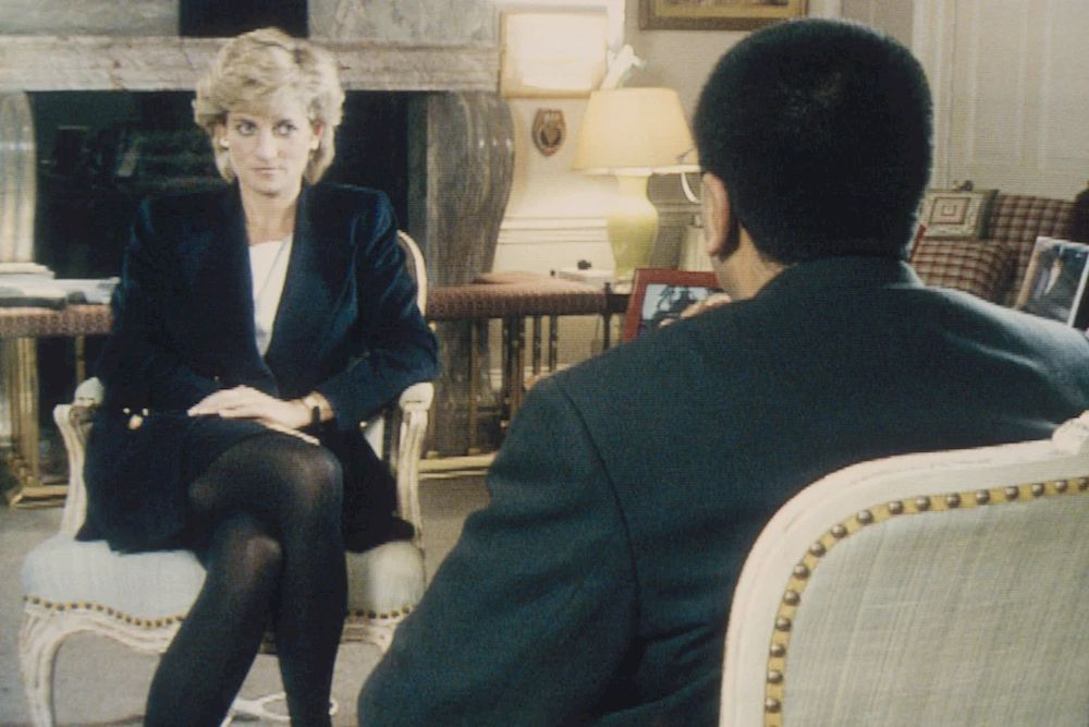 UK police rule out probe into 1995 princess Diana interview