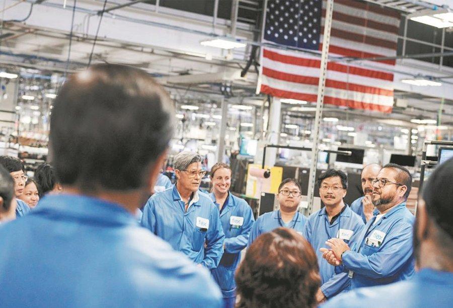 美经济年初复苏 就业增长逊预期