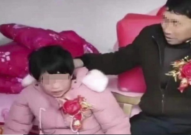 Man's 'marriage' to mentally and physically disabled woman in China less than half his age could be rape, lawyer says