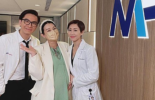 Myolie Wu is Open to Working With TVB Again