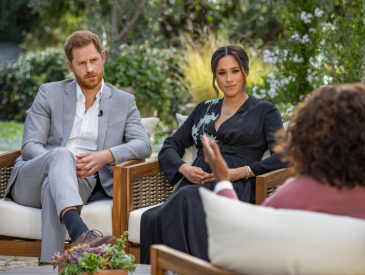 How to Watch Meghan Markle & Prince Harry's Oprah Interview