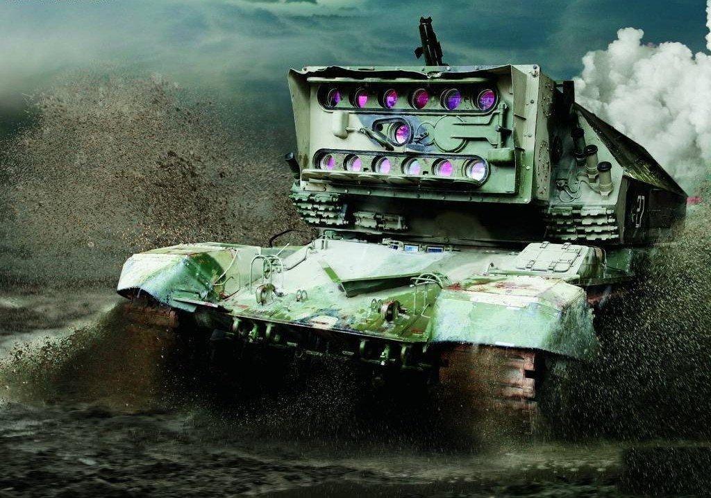 原创 红警中极具盛名的光棱坦克问世,曾由苏联打造,全球首辆激光坦克