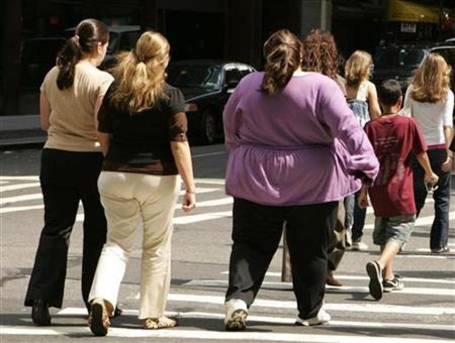 研究:成年人口逾半过重 新冠死亡率高10倍