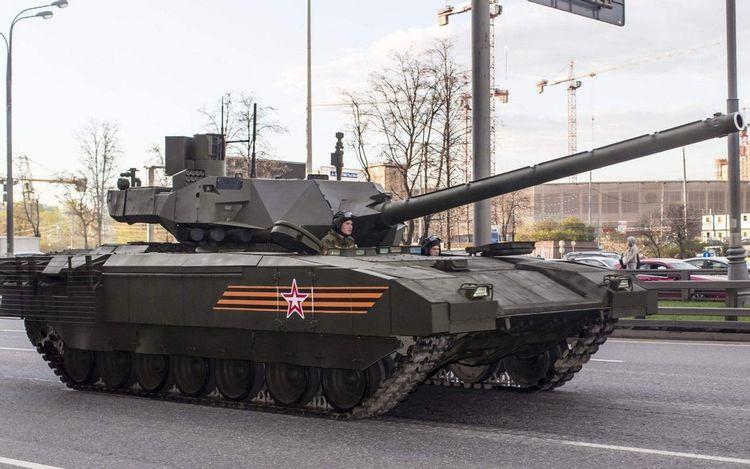 原创 全球首款第四代坦克横空出世!性能全球领先,俄首批买100辆