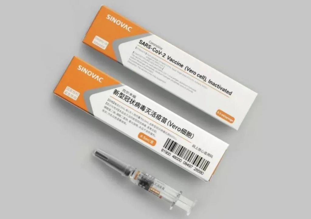 林青霞:我已接种国产疫苗 感觉很好 心情愉快…