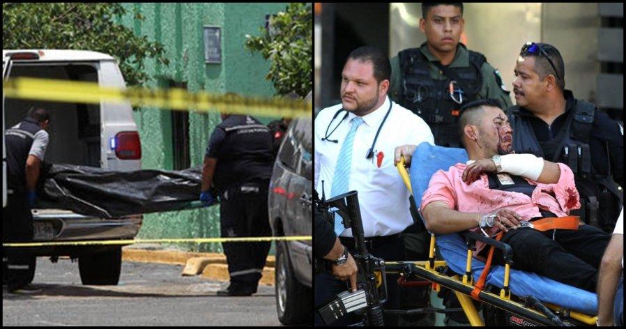 墨西哥大选前掀政治暴力事件 64政治人物遭杀害