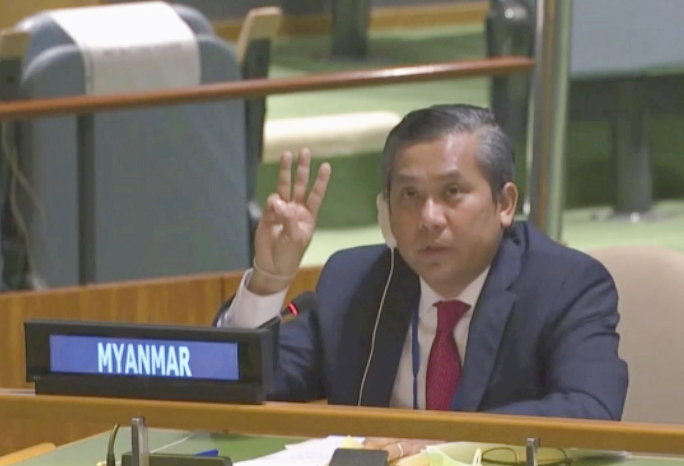 Myanmar's Violence Requires a Stronger Response, UN Envoy Urges