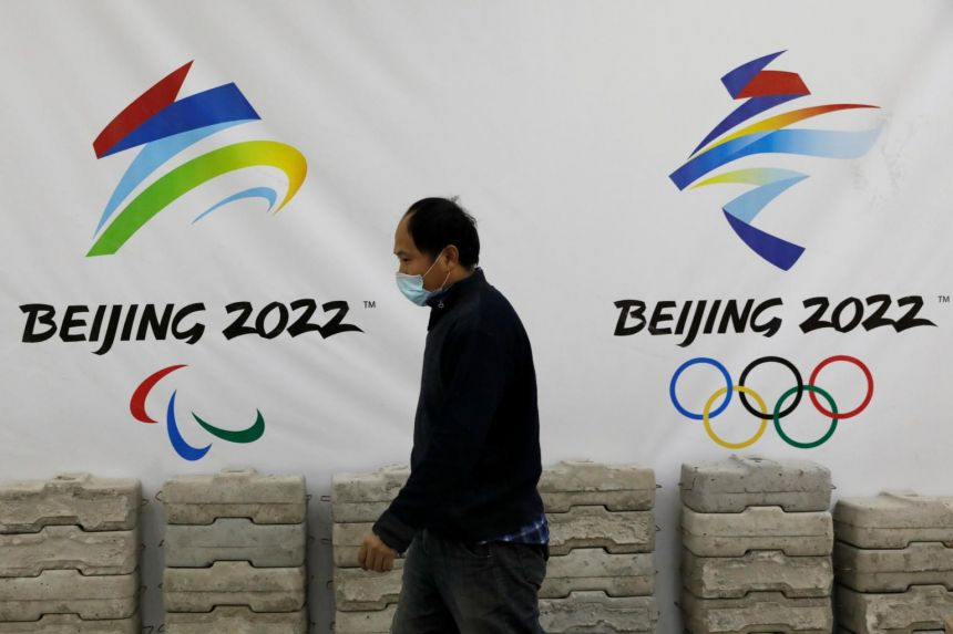 Pompeo calls for US to boycott Winter Olympics in Beijing