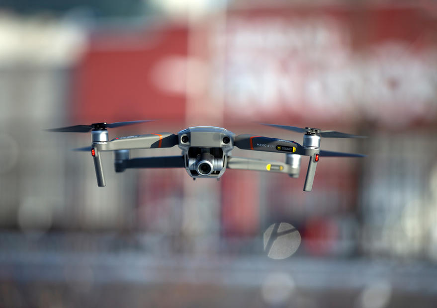Game of drones: Chinese giant DJI hit by U.S. tensions, staff defections