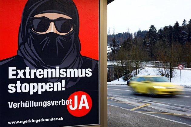 Swiss Vote on So-Called Burka Ban