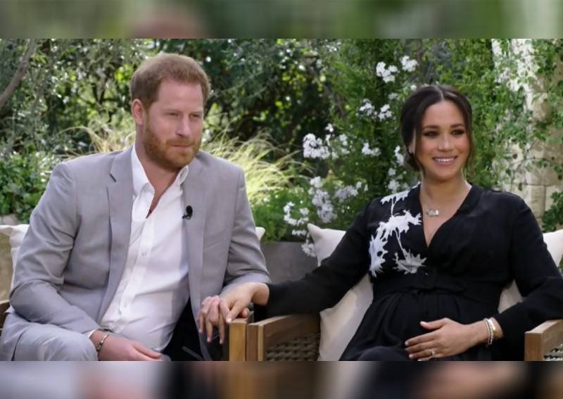 Prince Harry and Duchess Meghan are expecting a baby girl