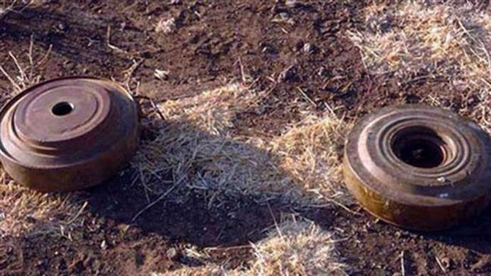 采松露触发地雷 叙利亚18人丧命3人伤