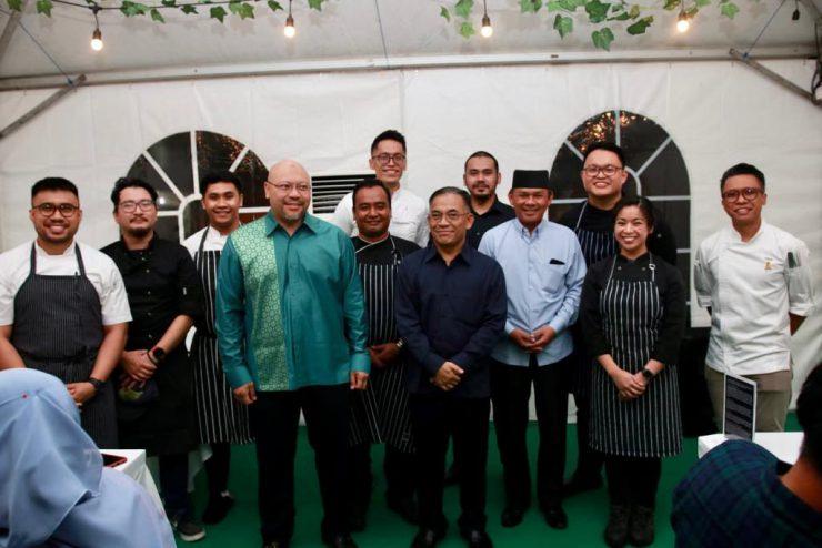 '汶莱风味美食周'活动