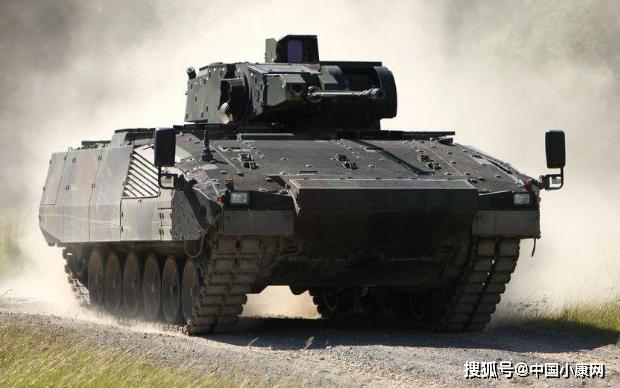 """原创 德国""""美洲豹""""战车,新型""""闪电利器"""",生存能力全球最强"""