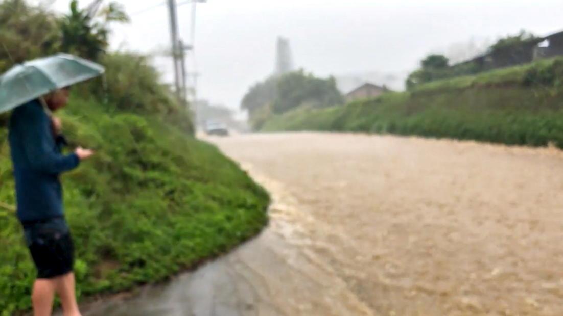 Dam breach prompts evacuation orders on Hawaii's Maui island