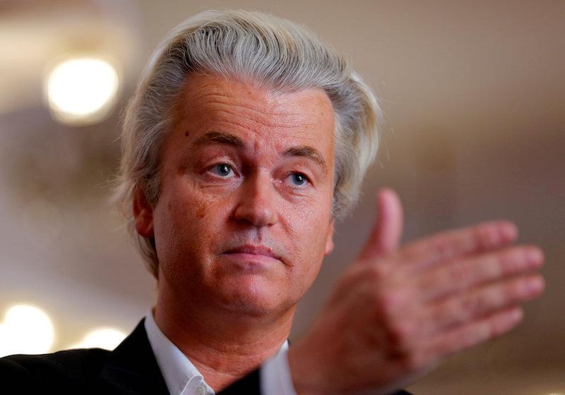 No regrets, says Dutch anti-Islam leader Wilders