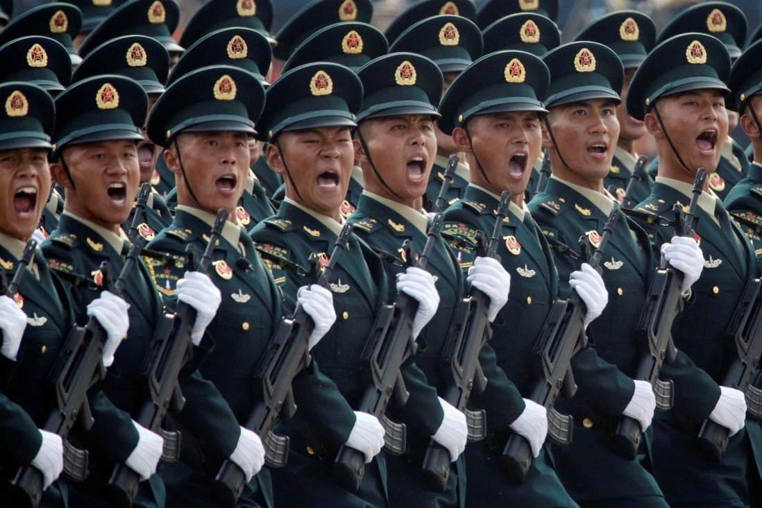 'China's military must spend more' to meet US war threat