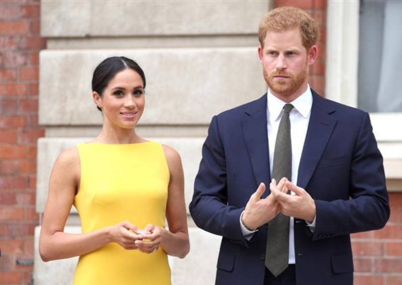 Prince Harry says racism played a 'large part' in his and Duchess Meghan's decision to leave the UK