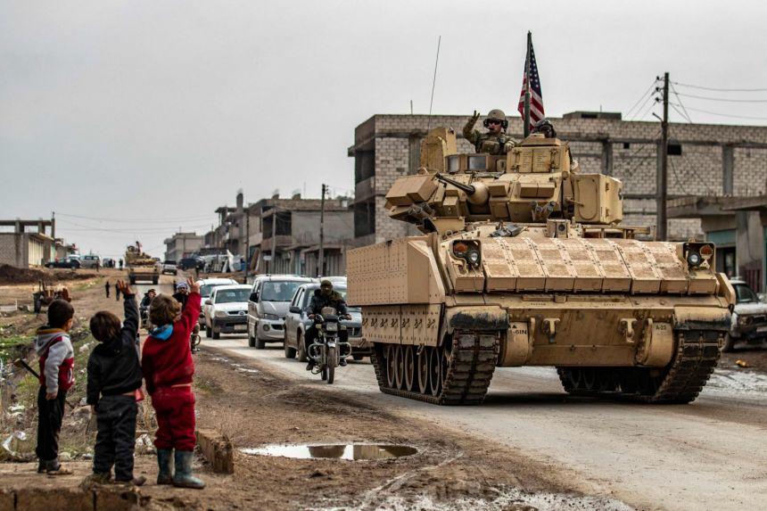 Biden halts drone strikes outside of war zones where US troops deployed
