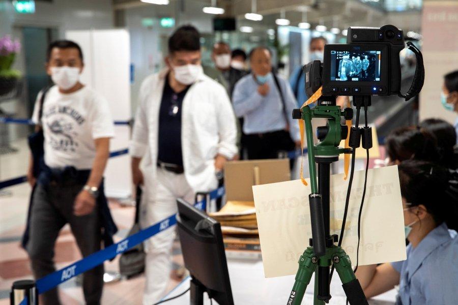 已打疫苗旅客入境泰国 隔离期缩短至7天