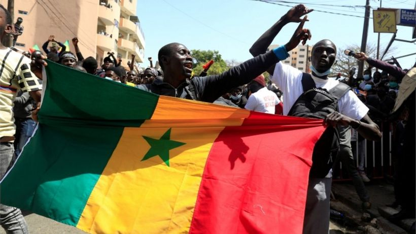 Senegal protests: Ousmane Sonko charged with rape
