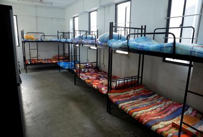 'Provide proper dorms for workers'