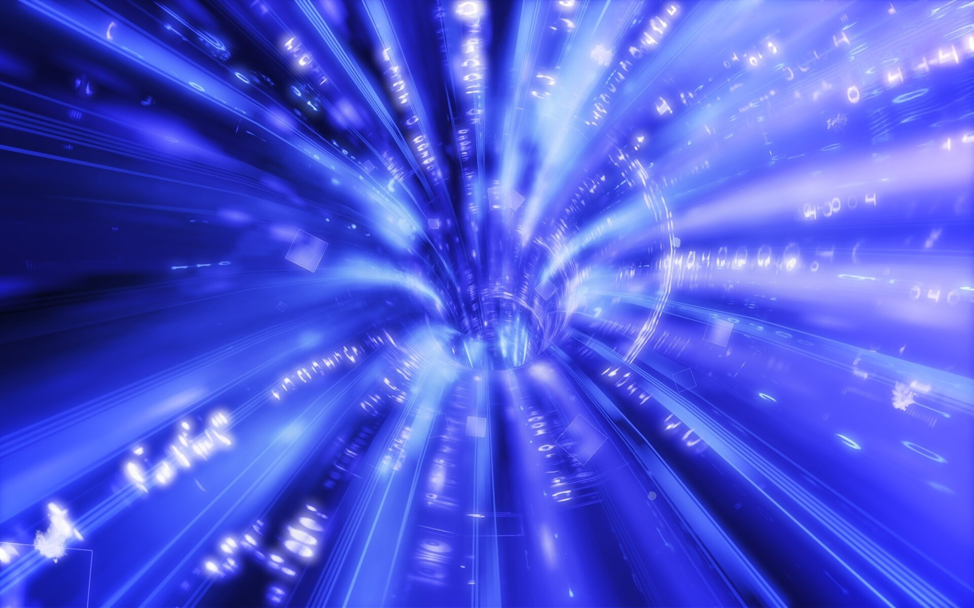 Microscopic wormholes possible in theory