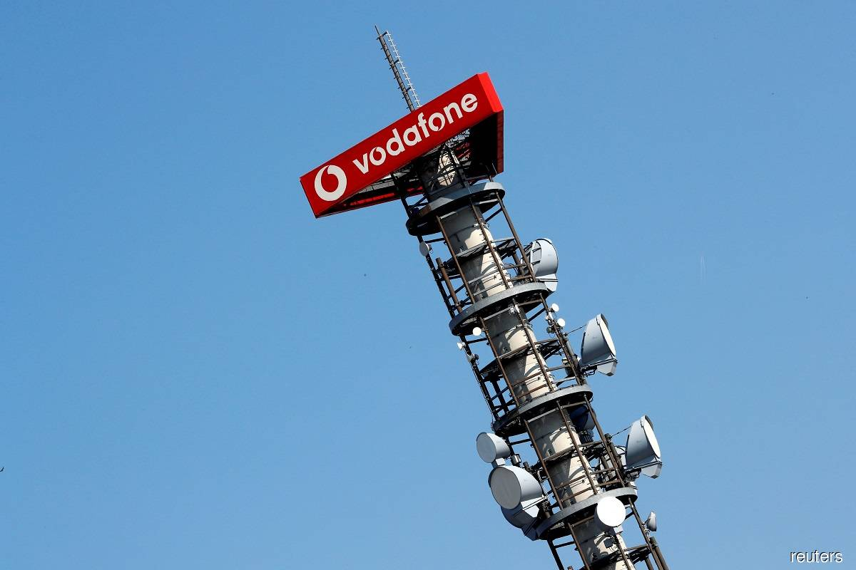 Vodafone seeks to raise up to €2.8 billion from Vantage Towers IPO