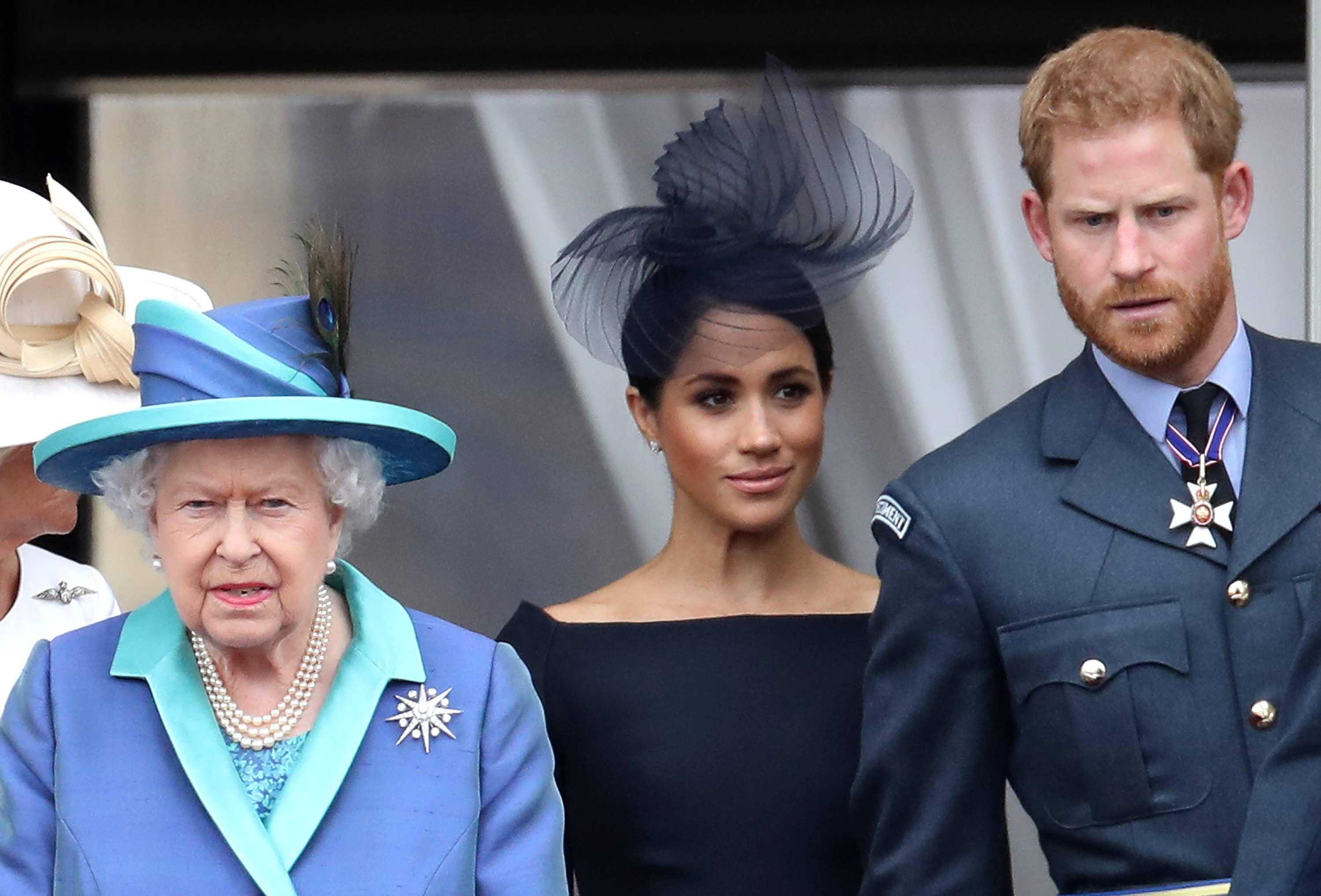 The Queen Says She's Concerned By Meghan And Harry's Racism Allegations
