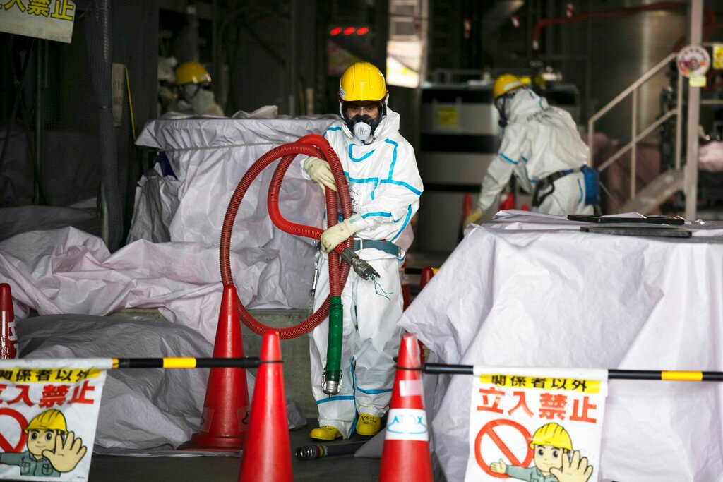 UN finds 'no adverse health effects' from Fukushima nuclear disaster