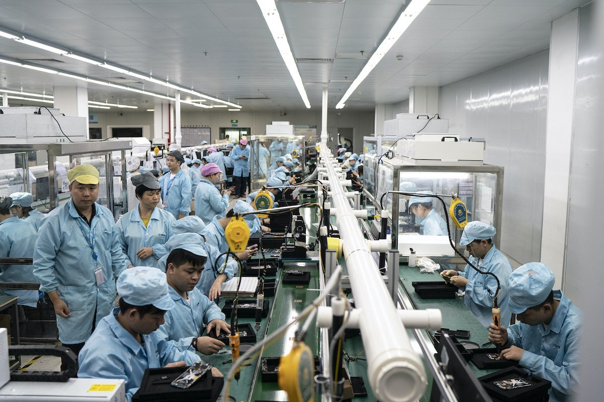 China factory prices rise as industries recover