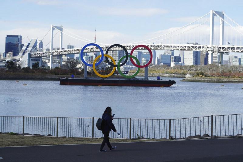 共同社:日本政府基本决定东京奥运不接待海外观众(图)