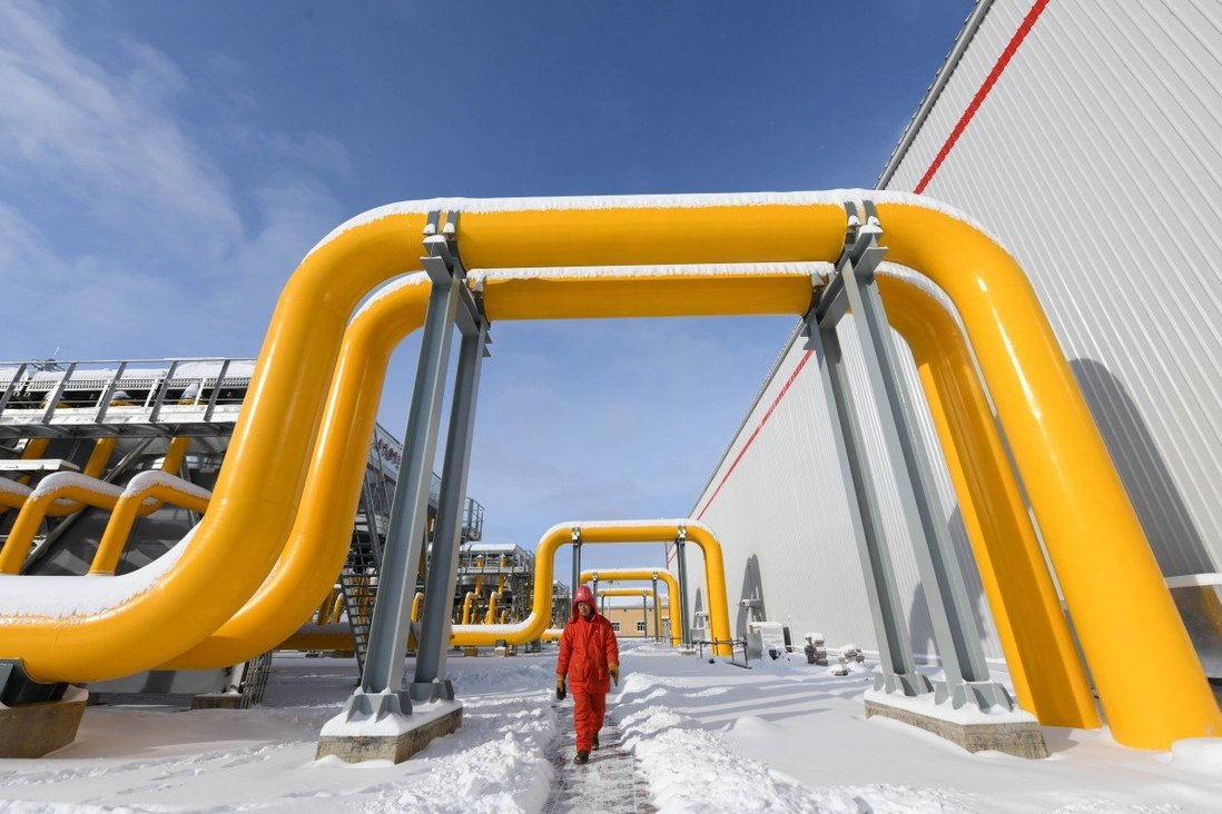 China targets energy security as risks from US rivalry grow