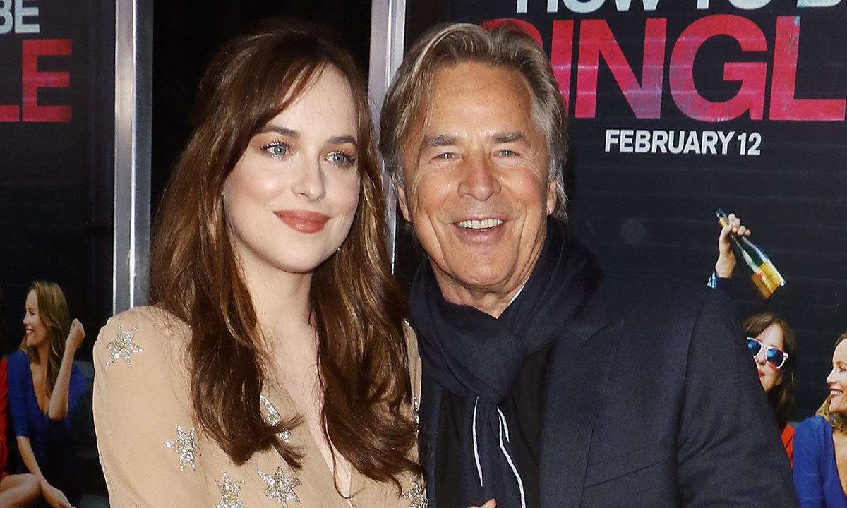 Dakota Johnson was cut off financially by dad Don – and her reaction is the best