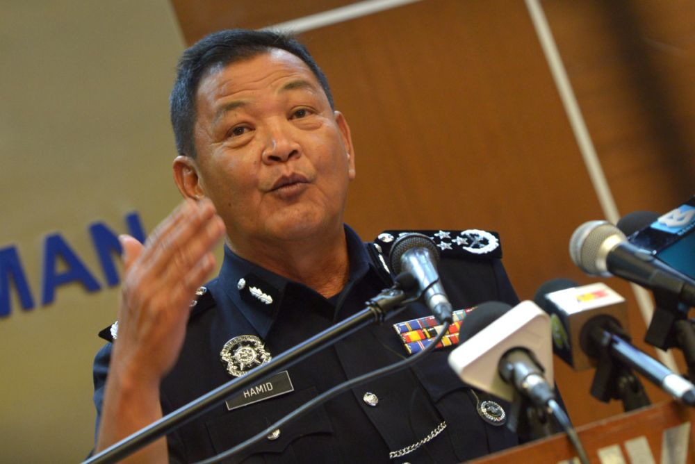 IGP slams 'betrayal' of Penang CCID officer who released Macau Scam suspects