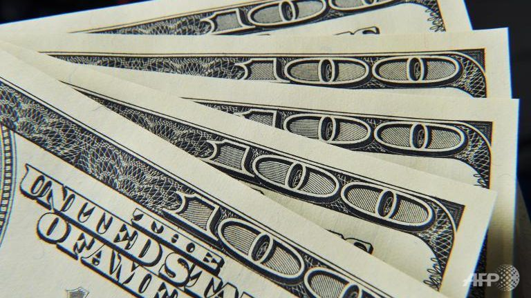 美国财政预算赤字 创同期新高